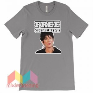 Free Ghislaine Maxwell T-shirt