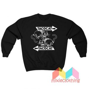 Cheap Tatocat Band Meme Sweatshirt