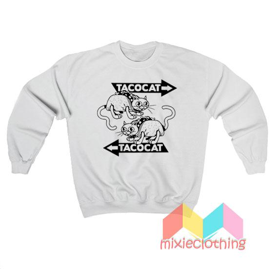 Cheap Tatocat Band Meme Sweatshirt