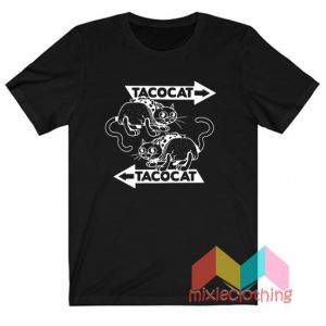 Cheap Tatocat Band Meme T-shirt