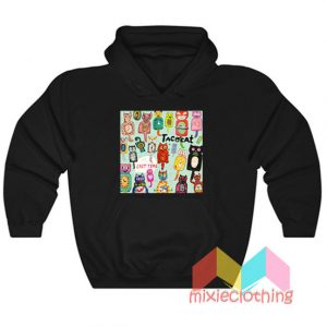 Tatocat Lost Time Studio Album Hoodie