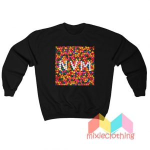 Tatocat Band NVM Studio Album Sweatshirt