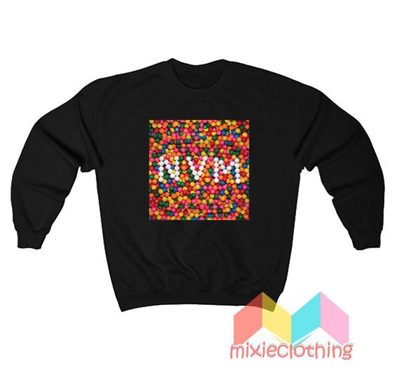 Tatocat Band NVM Studio Album Sweatshirt