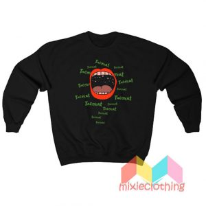 Tacocat Red Lips Sweatshirts 300x300 - Home