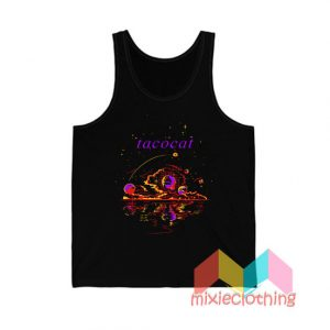 Cheap Space Design Tatocat Band Tank Top