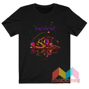 Cheap Space Design Tatocat Band T-shirt