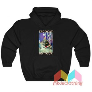 Tatocat Band The Crofood On Tour Hoodie
