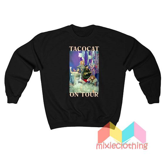 Tatocat Band The Crofood On Tour Sweatshirt