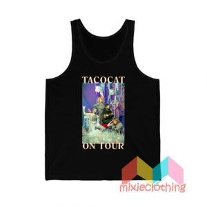 Tatocat Band The Crofood On Tour T-shirt