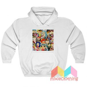 Tatocat This Mess Is a Place Hoodie