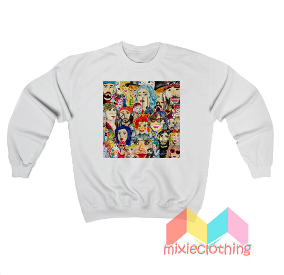 Tatocat This Mess Is a Place Sweatshirt