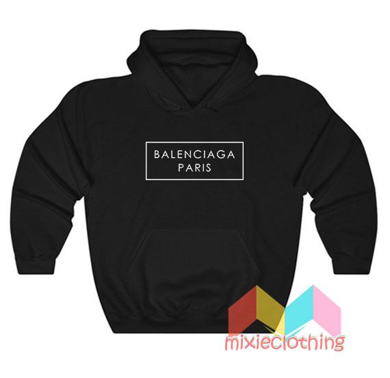 Famous Trendy Brand in Paris Hoodie