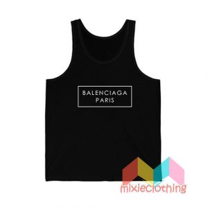 Famous Trendy Brand in Paris Tank Top