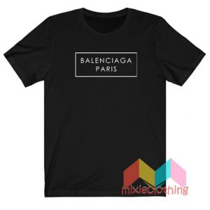 Famous Trendy Brand in Paris T-shirt