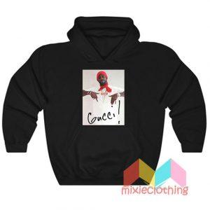 Gucci Mane X Supreme Parody Hoodie