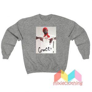 Gucci Mane X Supreme Parody Sweatshirt