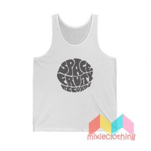 Space Fruity Records Harry Styles Tank Top