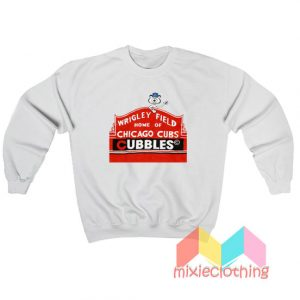 Wrigley Field Chicago Cubs Harry Styles Sweatshirt