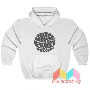 Space Fruity Records Harry Styles Hoodie
