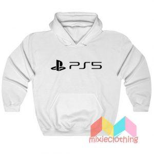 New PlayStation 5 Logo Hoodie