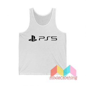 New PlayStation 5 Logo Tank Top