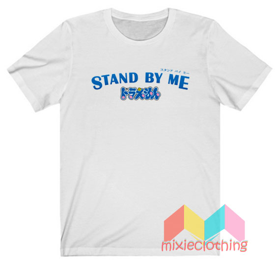 Stand By Me Doraemon 2 The Movie T-shirt