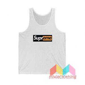 Supreme X Porn Hub Capsule Logo Tank Top