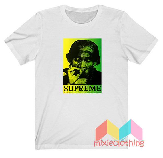 Supreme Aguila Que Nos T-shirt