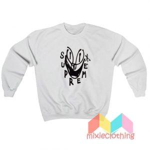 Supreme Clown Smile Sweatshirt