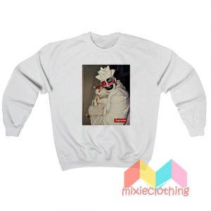 Supreme X Leigh Bowery Sweatshirt