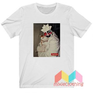 Supreme X Leigh Bowery T-shirt