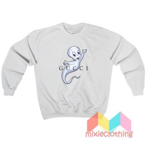 Casper Gucci Parody Sweatshirt