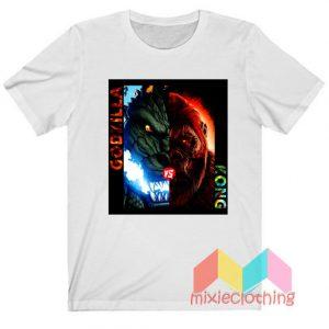 Godzilla Vs Kong 2021 T-shirt