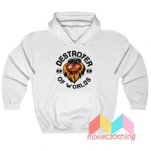 Gritty Destroyer Of Worlds Hoodie