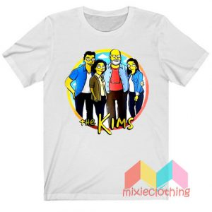 The Kims Convenience Parody T-shirt