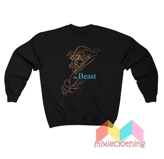 Disney Beauty And The Beast Sweatshirt