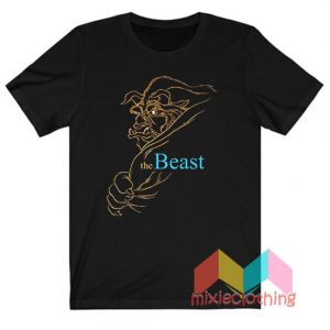 Disney Beauty And The Beast T-shirt