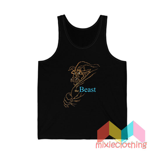 Disney Beauty And The Beast Tank Top