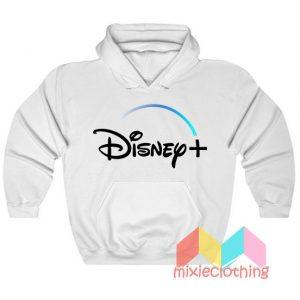 Disney Plus Logo Hoodie
