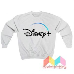 Disney Plus Logo Sweatshirt