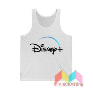 Disney Plus Logo Tank Top