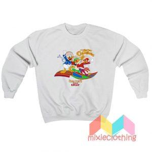 Disney Three Caballeros Sweatshirt