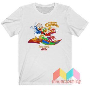 Disney Three Caballeros T-shirt