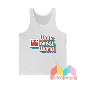 Vintage Walt Disney World Tank Top