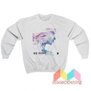 BTS Face Yourself Sweatshirt