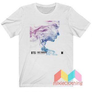 BTS Face Yourself T-shirt