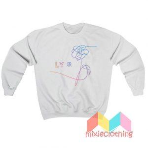 BTS Love Yourself Her Sweatshirt