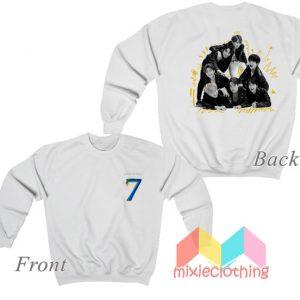 BTS Map Of The Soul 7 Sweatshirt