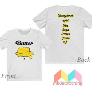BTS Personel and Butter Melting T-shirt