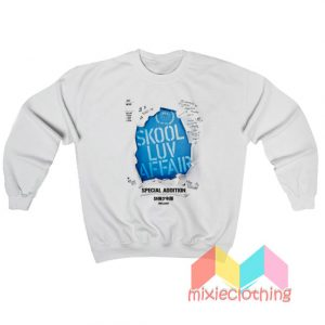 BTS Skool Luv Affair Special Addition Sweatshirt